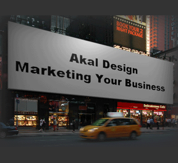 Akal Design | Marketing Your Business